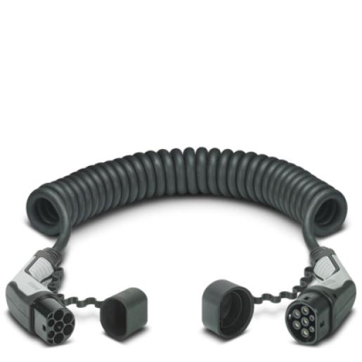 Cablu de incarcare Spiralat